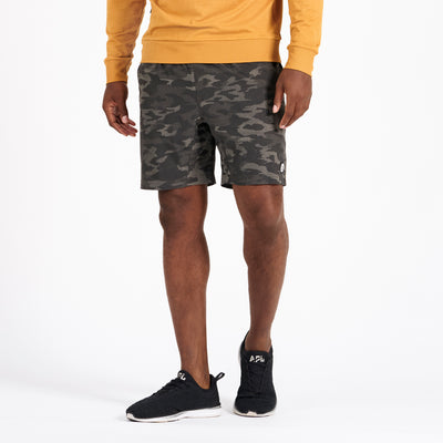 Kore Short | Oregano Watercolor Camo
