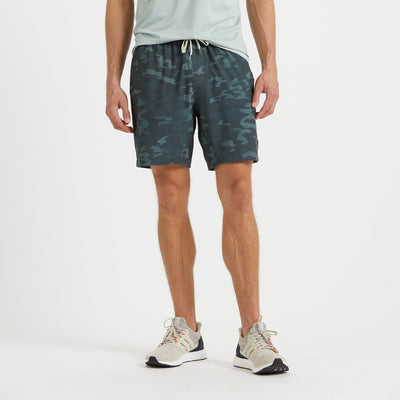 Kore Short | Patina Watercolor Camo