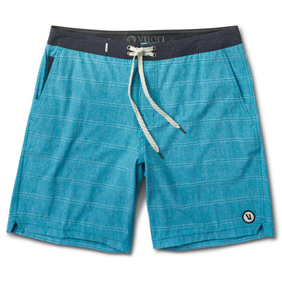 Equator Boardshort | Engineered Tahiti Stripe