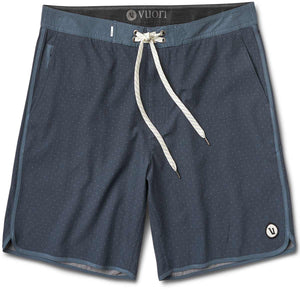 Cruise Boardshort | Navy Micro Dot