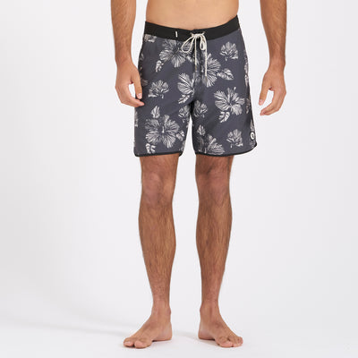 Cruise Boardshort | Charcoal Kona