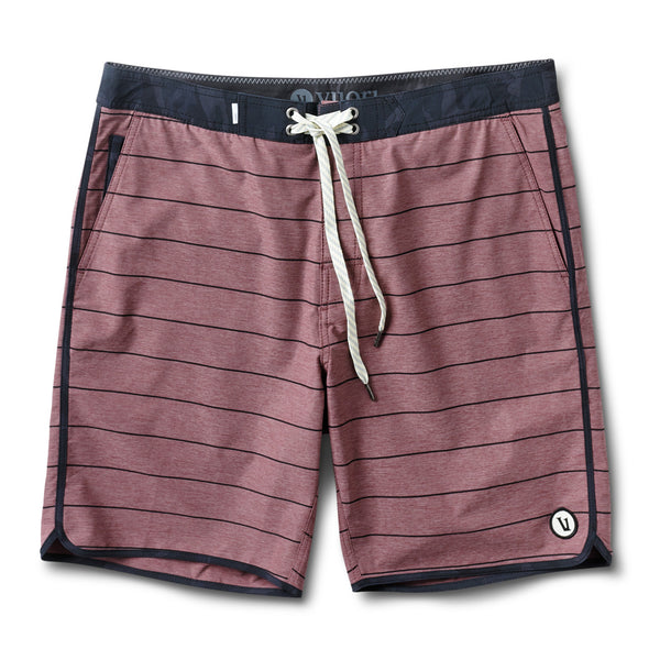 Cruise Boardshort | Fig Stripe