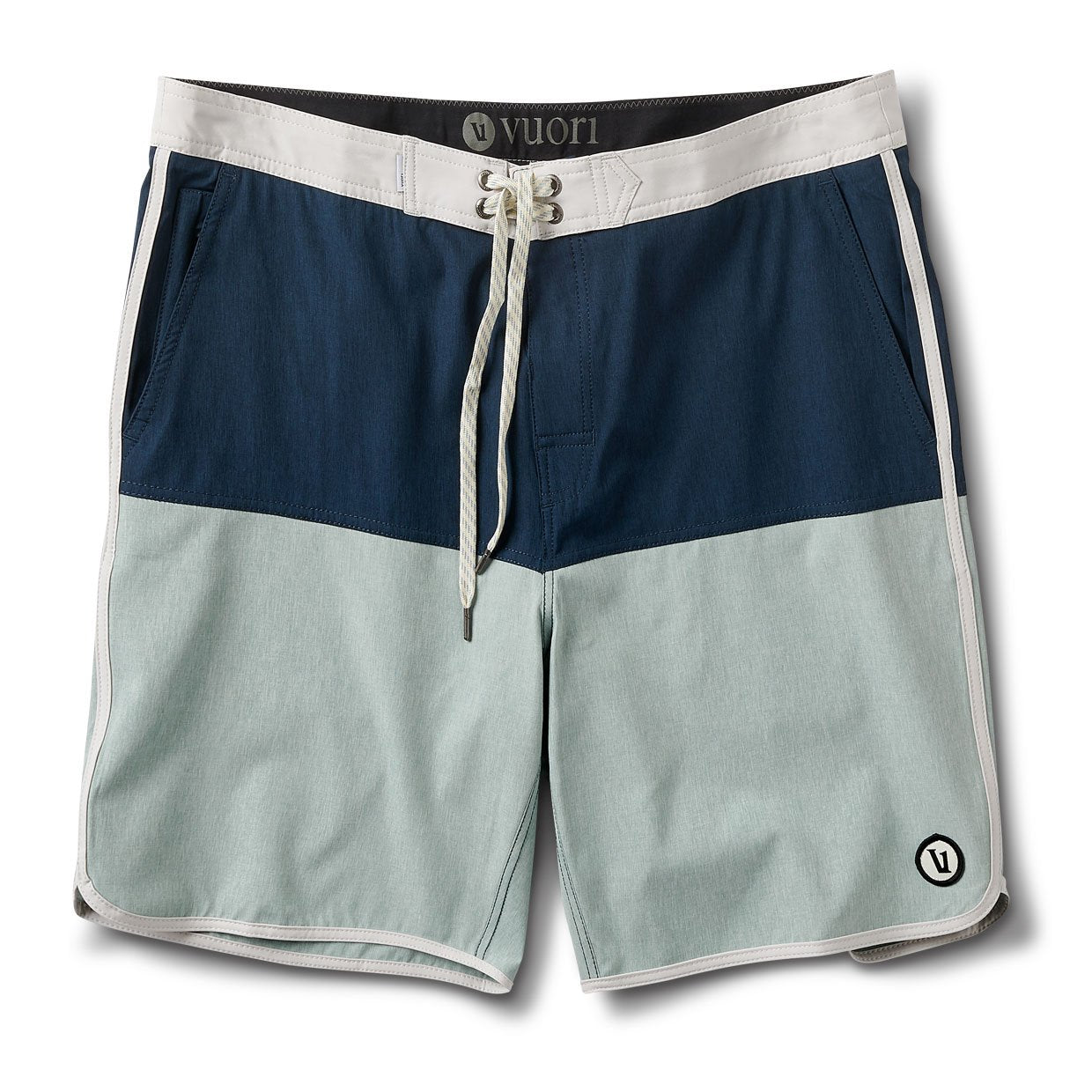 Cruise Boardshort | Indigo Color Block