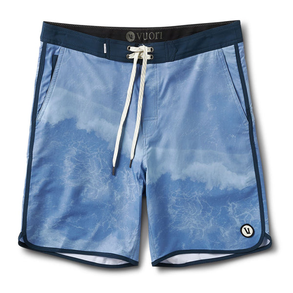 Cruise Boardshort | Indigo Wave Break