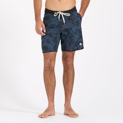 Cruise Boardshort | Indigo Water Drop