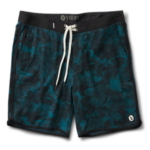 Cruise Boardshort | Palm Scribble