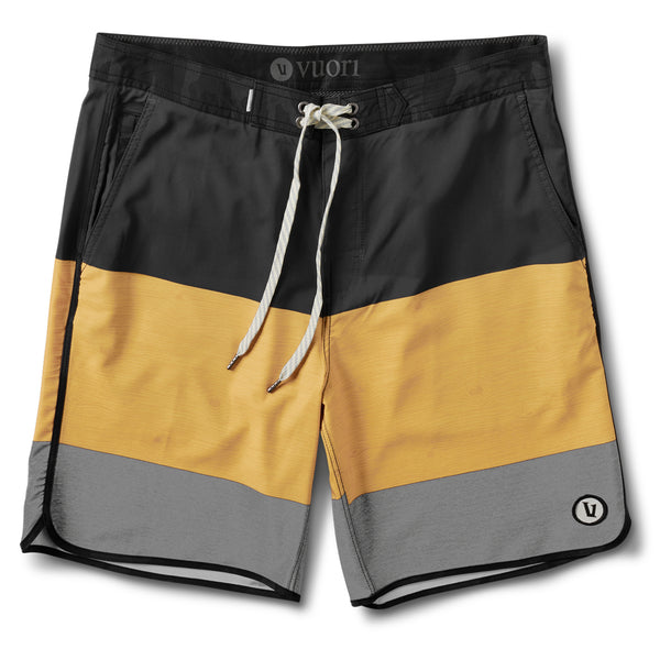 Cruise Boardshort | Saffron Wood Block