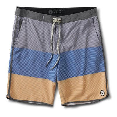 Cruise Boardshort | Sea Wave Stripe