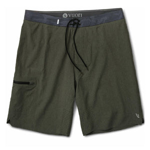Sonic Seamless Boardshort | Army Texture