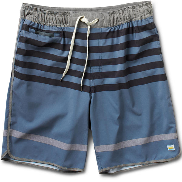 Banks Short | Azure Stripe