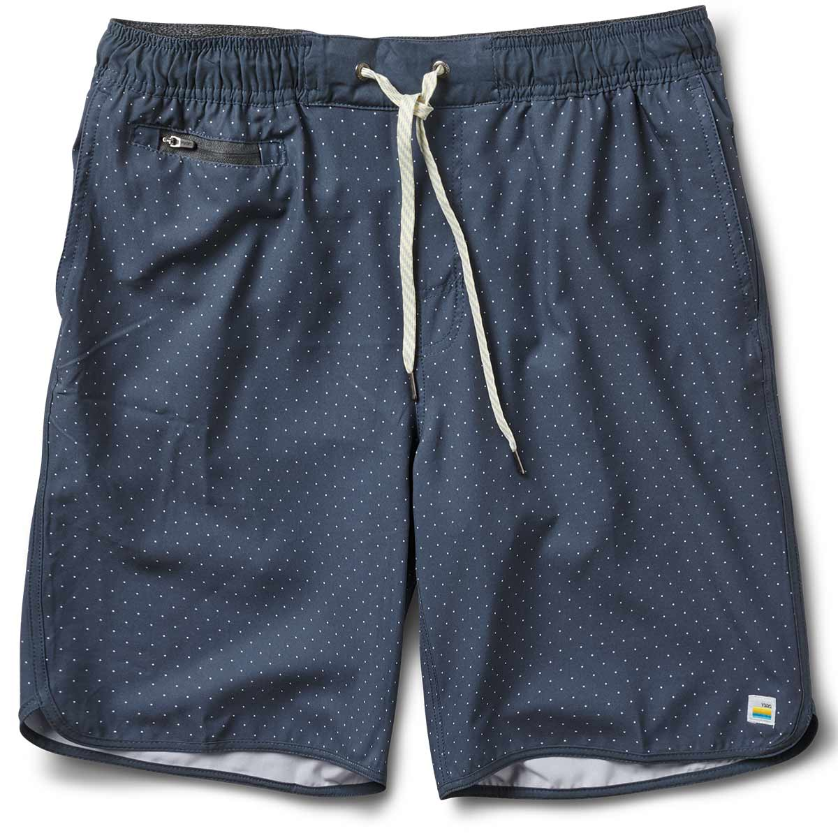 Banks Short | Navy Micro Dot