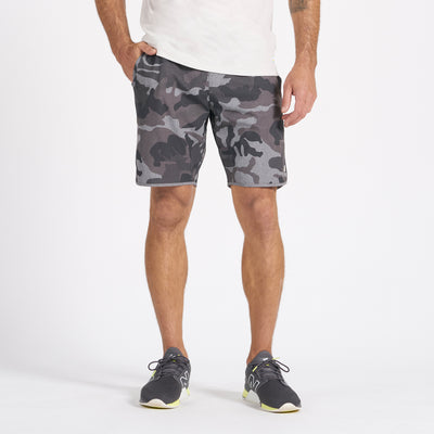 Banks Short | Grey Camo