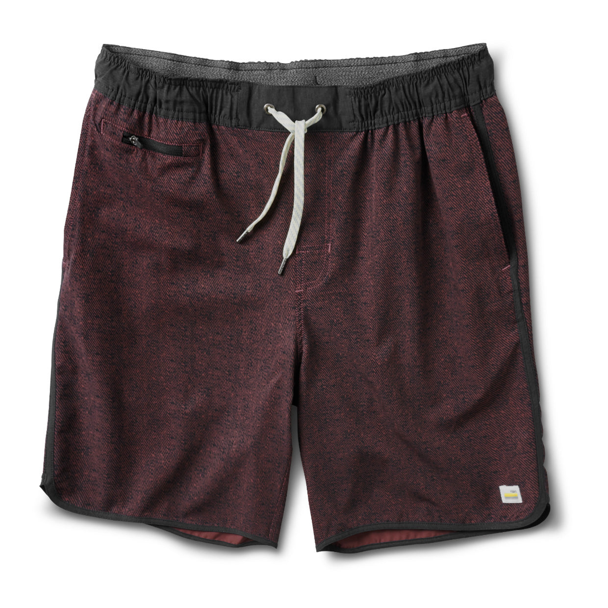 Banks Short | Fig Twill Texture