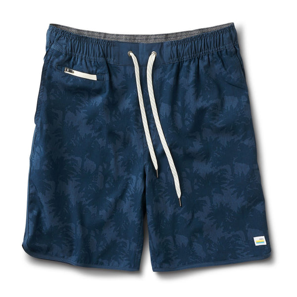 Banks Short | Indigo Multi Palm
