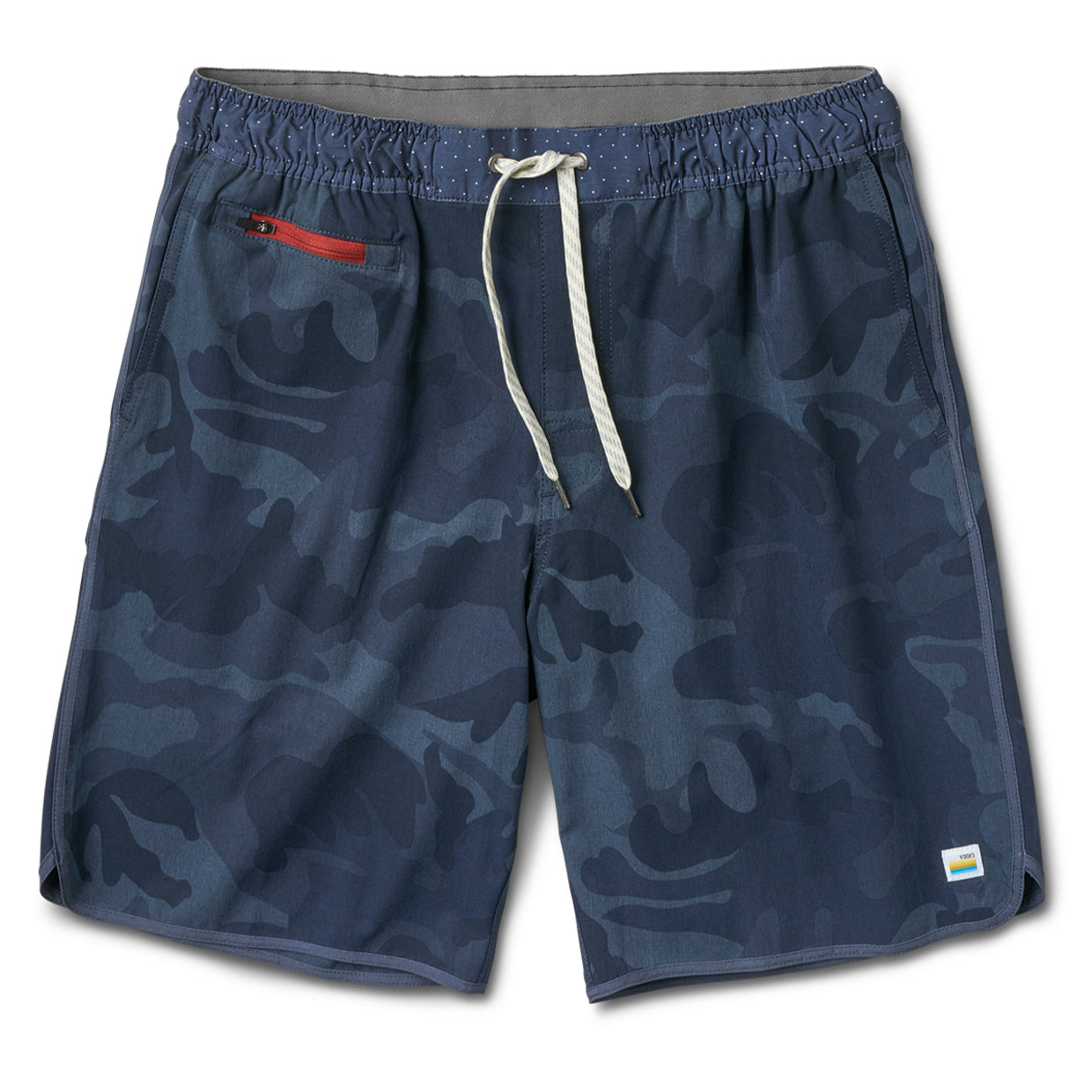 Banks Short | Navy Camo