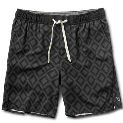 Trail Short | Charcoal Diamond
