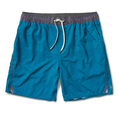 Trail Short | Tahiti Texture Block