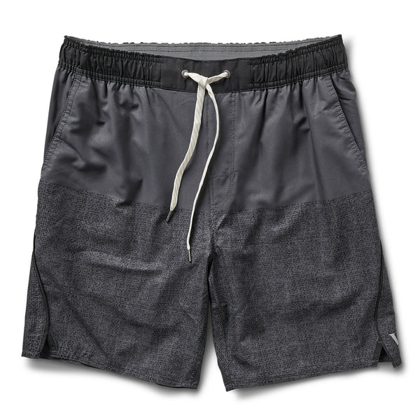 Trail Short | Charcoal Texture