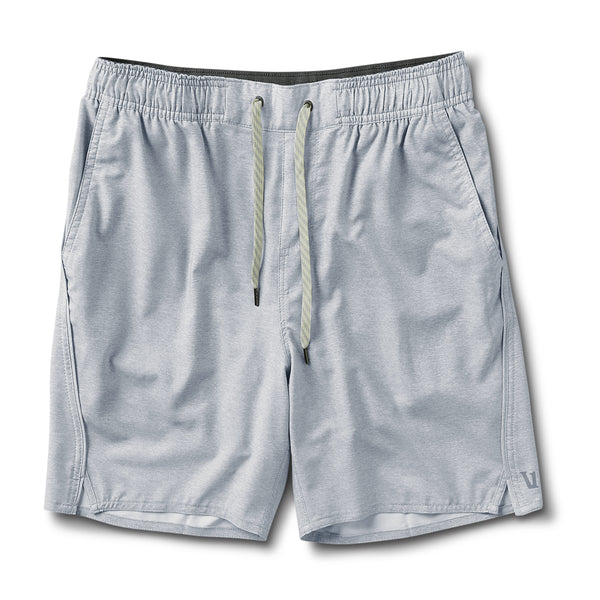 Trail Short | Light Heather Grey