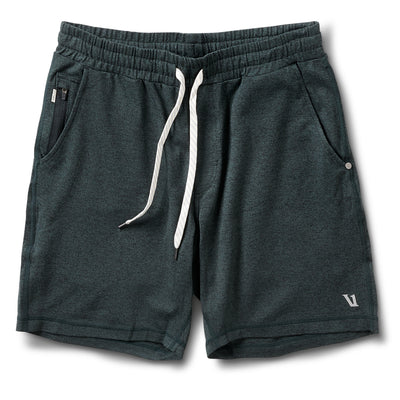 Ponto Short | Blackened Green Heather