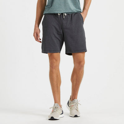 Ponto Short | Charcoal Heather