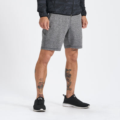 Ponto Short | Heather Grey