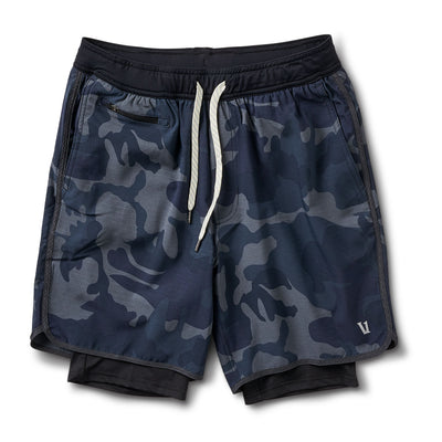 Stockton Short | Navy Camo