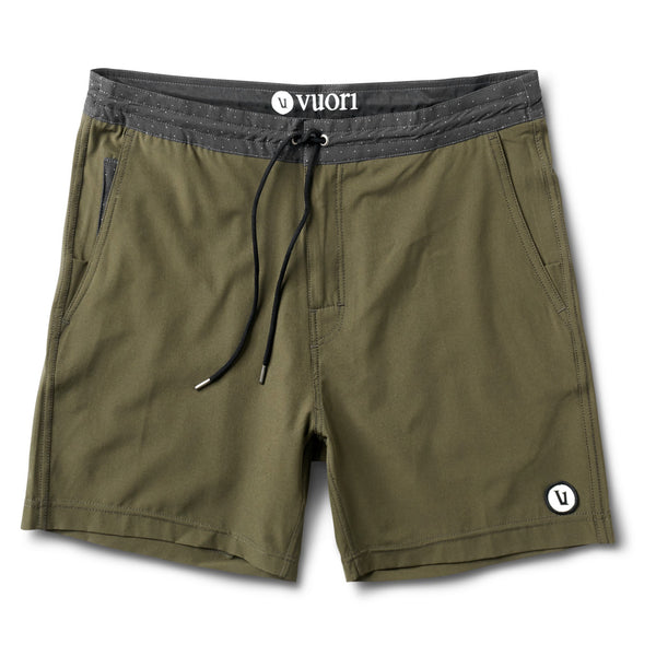 Bahia Boardshort | Evergreen