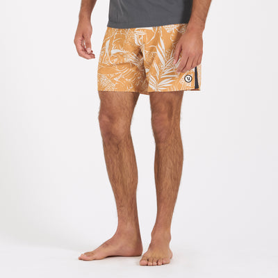 Peak Boardshort | Flax Rainforest