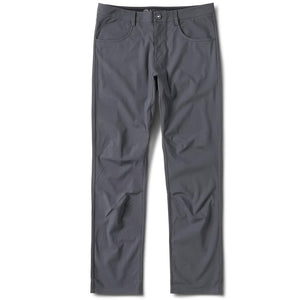 Transition 5-Pocket Pant-32 | Charcoal