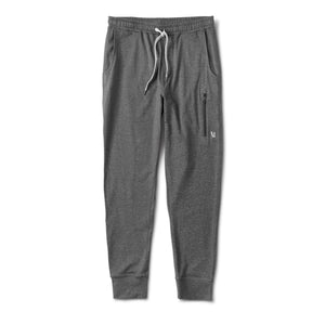 Sunday Performance Jogger - Charcoal Heather - Charcoal Heather 1