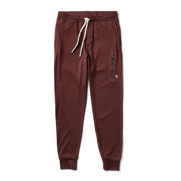 Sunday Performance Jogger | Oxblood