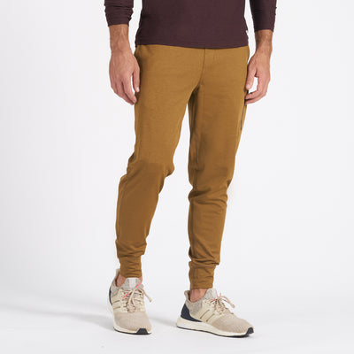 Sunday Performance Jogger | Tobacco Heather