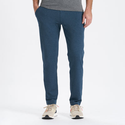 Ponto Performance Pant | Indigo Heather