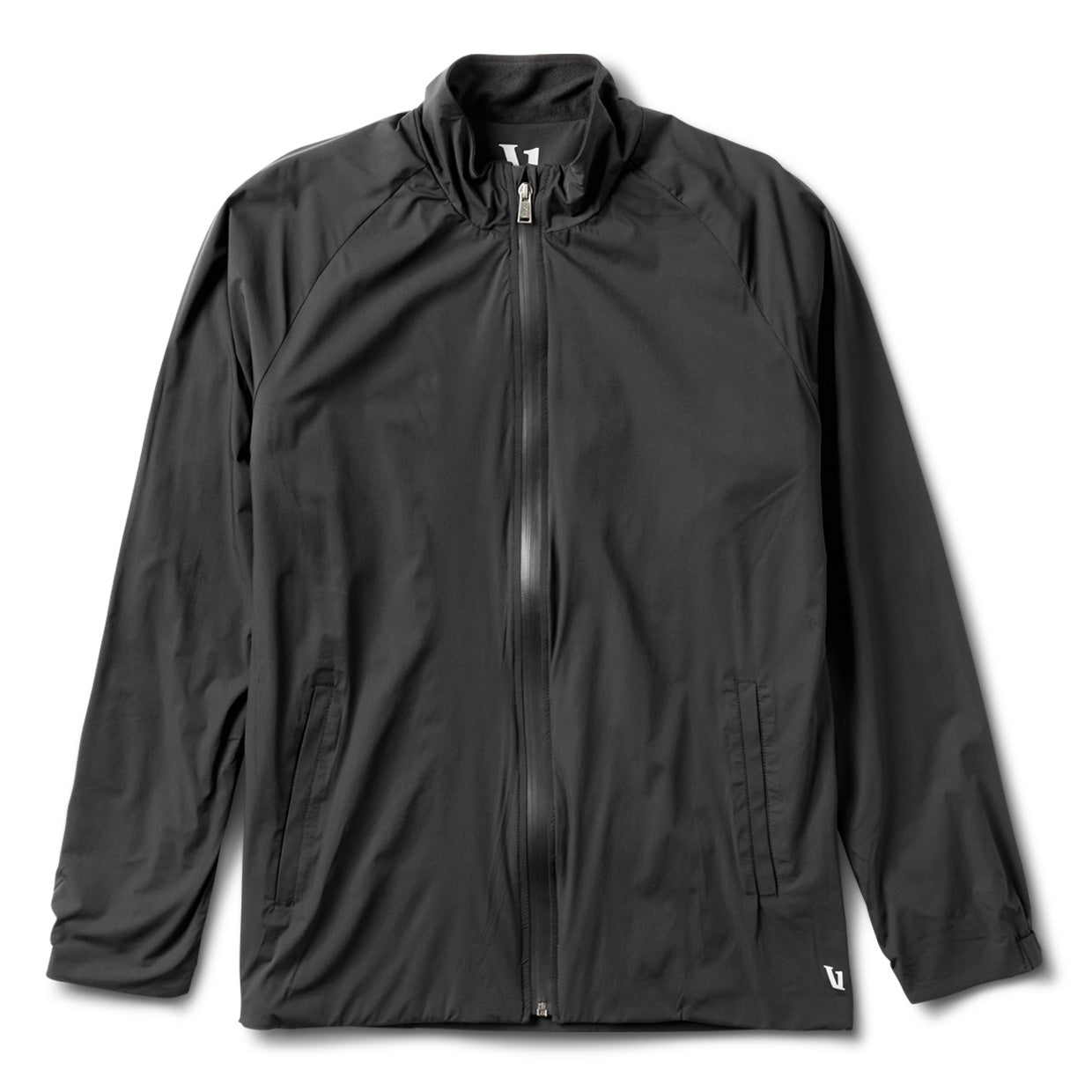 Soco Zip Up | Black