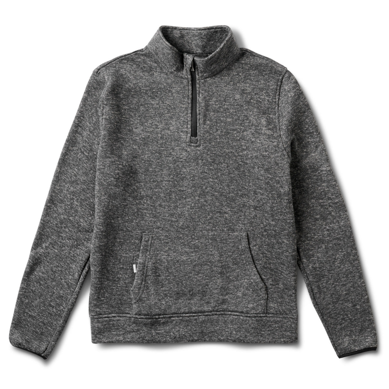 Durango Half Zip | Black Heather