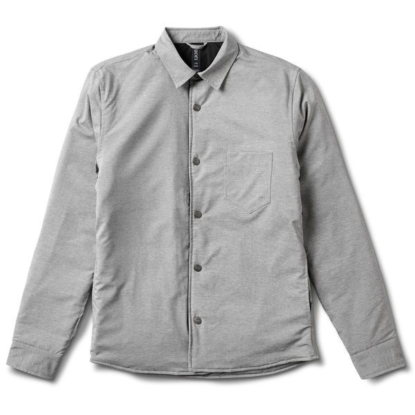 Atlas Jacket | Heather Grey