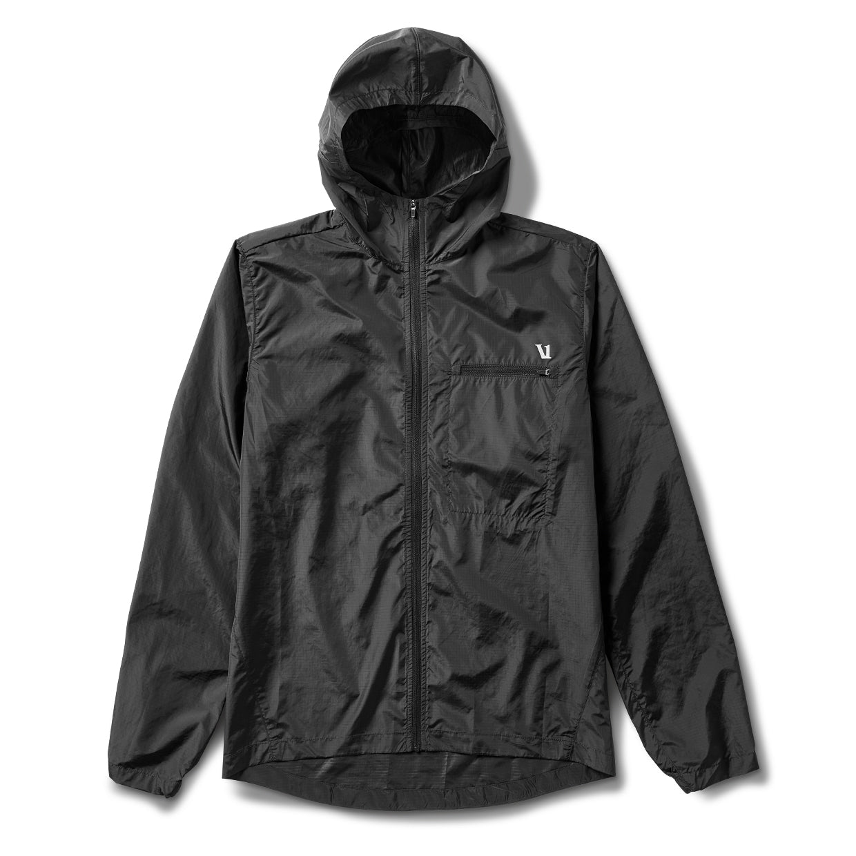 Daybreak Windbreaker | Black