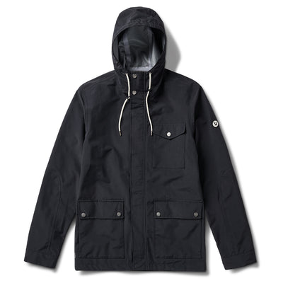 Palisades Rain Jacket | Black