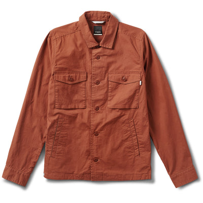 Ripstop Jacket | Dark Copper