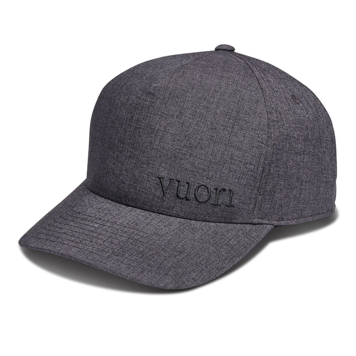 Vuori Performance Hat - Charcoal Heather - Charcoal Heather 1