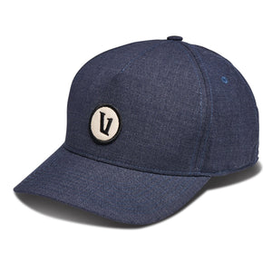 V1 Patch Performance Hat - Navy Heather - Navy Heather 1
