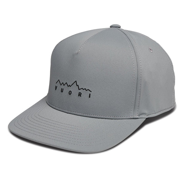 Mountain Line Performance Hat | Charcoal