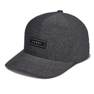 The Standard Hat | Black Heather