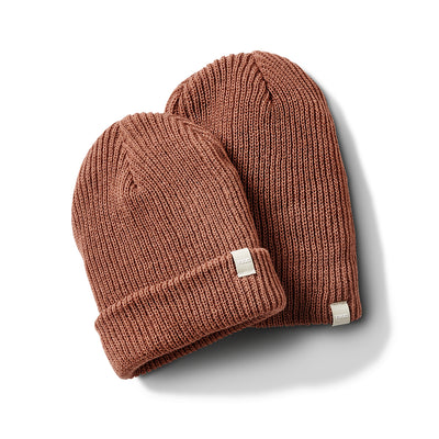 Holiday Beanie | Chestnut