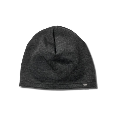 Relay Beanie | Black Heather