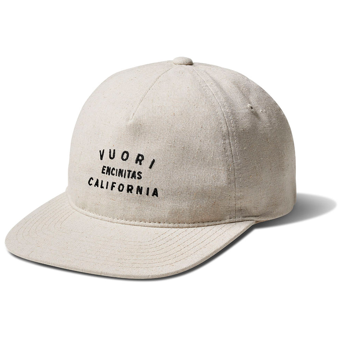Encinitas Hat | Natural