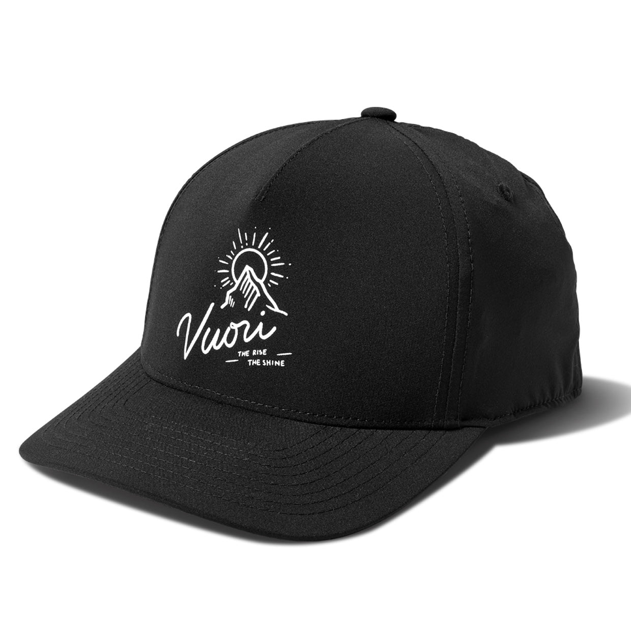 The Peak Hat | Black