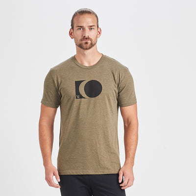 Eclipse Tee | Army Heather