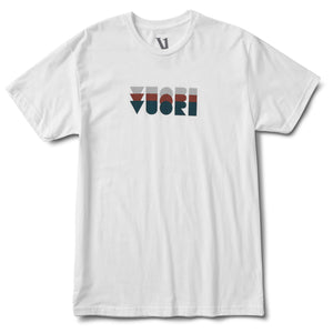 Layered Vuori Tee | White